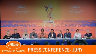 JURY - PRESS CONFERENCE - CANNES 2019 - EV