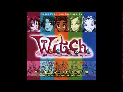 01 - Sabrina - W.I.T.C.H. Theme Song