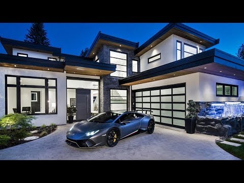 Magnificent New Ultra Luxury Modern Dream Home In North