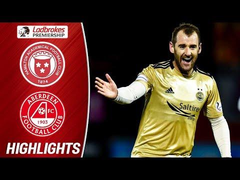 Hamilton Aberdeen Goals And Highlights