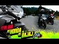Italika le gana a Honda WTF!!! / Motovlog