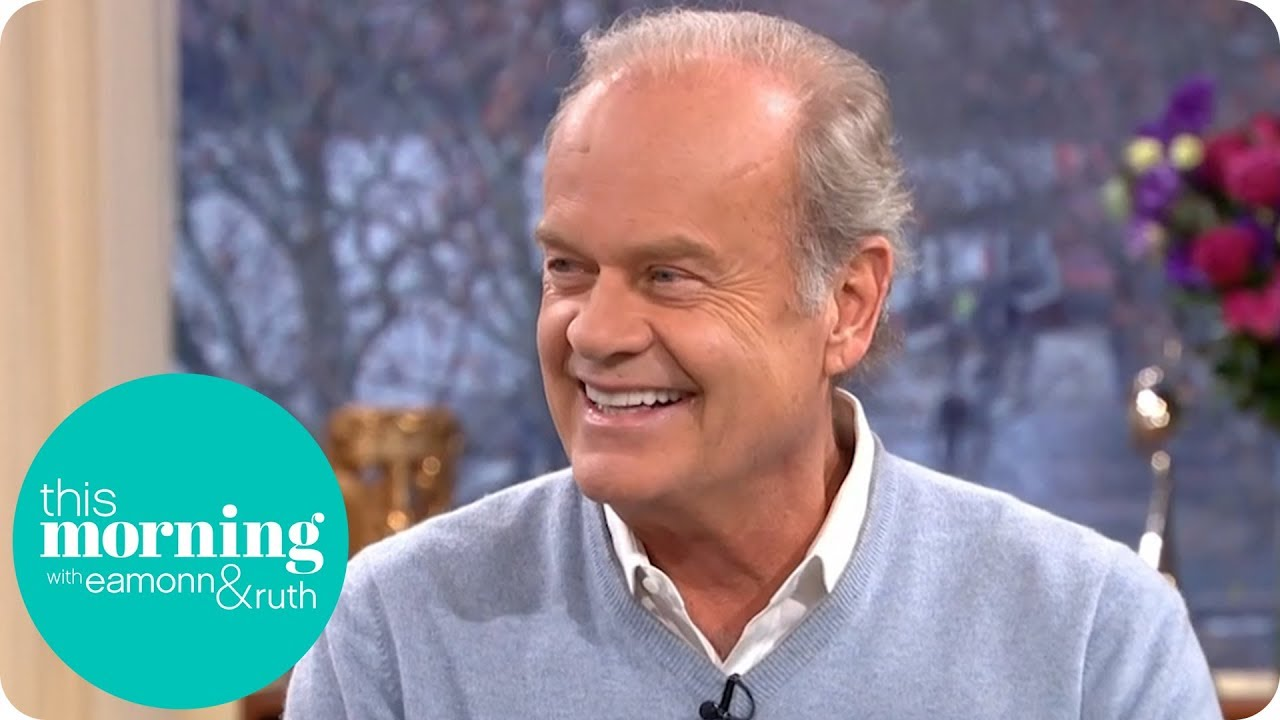 Download Kelsey Grammer on a New Series of Frasier   This Morning