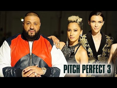 Pitch Perfect 3 Behind the Scenes - DJ Khaled Joins the Cast