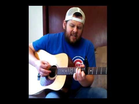 Sinners Like Me - Eric Church cover