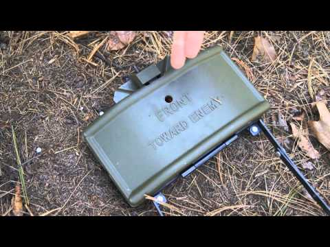 M18A1 Airsoft Claymore Mine Review