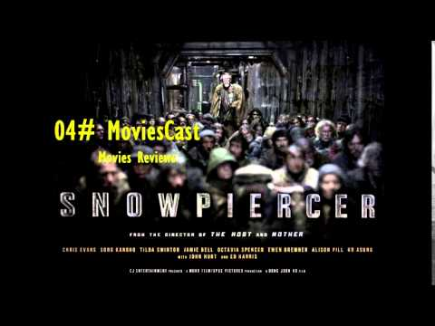 Moviescast #04 - Snowpiercer - Expresso do Amanhã