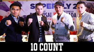 Sor Rungvisai vs Estrada: Super Fly 2 - 10 Count