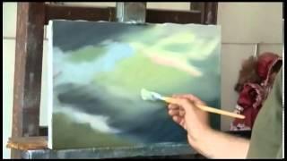 Мастер класс художника НЕ-Сахарова  Пишем Море