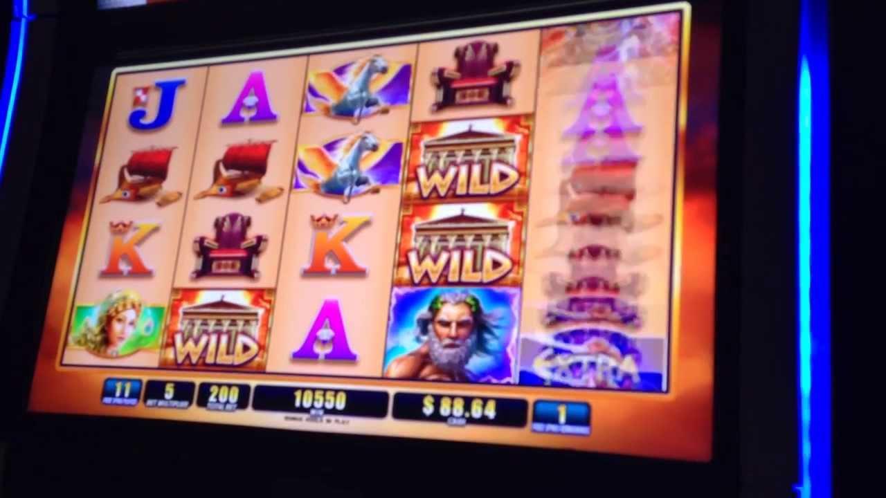 Great Zeus Slot Machine