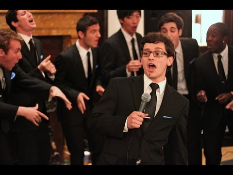 For the Longest Time  Columbia SHARP All Male A Capella
