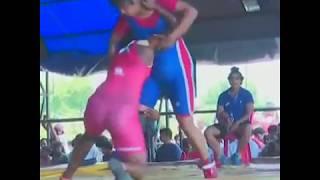 Women Wrestlers In Northern India