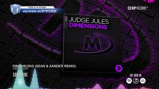 Judge Jules - Dimensions (Sean & Xander Remix) (Official Music Video Teaser) (HD) (HQ )