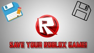 How to Publish Your Roblox Creation to Roblox