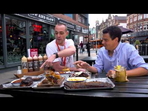 Visit Britain Experience: Red's BBQ In Leeds