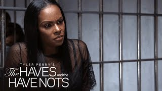 Candace Fights LaQuita in Jail | Tyler Perry's The Haves and the Have Nots | Oprah Winfrey Network