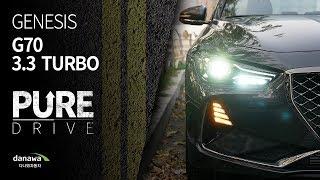 2018 GENESIS G70 3.3T Sport Supreme HTRAC
