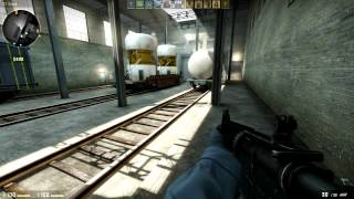 Counter Strike Global Offensive - Match 8 - Bots Are Deadly