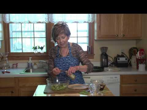 Good Food, Good Life, 365 - Spring Vegetable Cheesy Quesadillas