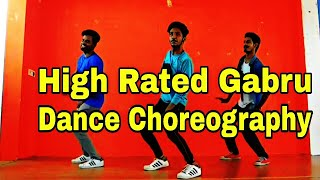 Hight Rated Gabru | Guru Randhawa |  Basic Dance Choreography By Arun & Jaggi