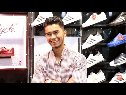 Sneaker Shopping With Jose Zuniga - How to Build a Sneaker Collection with ONLY $200!
