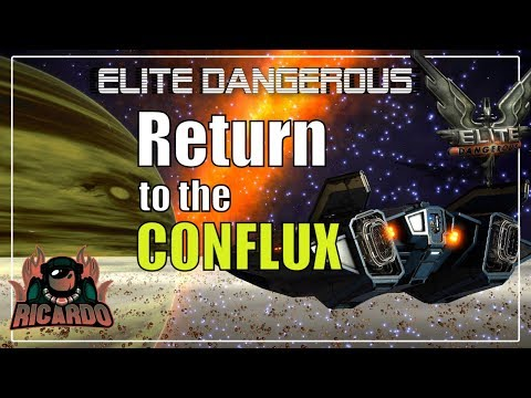 Elite: Dangerous Return to the Conflux Settlements