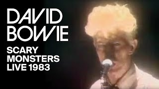 David Bowie - Scary Monsters (Serious Moonlight)