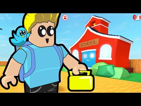 Roblox / Meep City / School Update and Furniture Shopping / Gamer Chad Plays