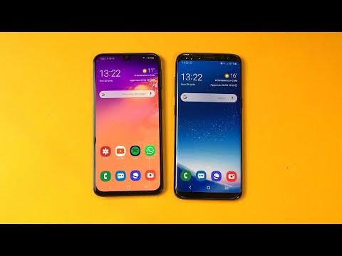 Galaxy A40 Vs Galaxy S8 - Exynos 7904 Vs Exynos 8895 Speed Test!