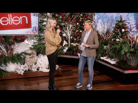Ellen Gives Her Audience Resolution Advice For 2020