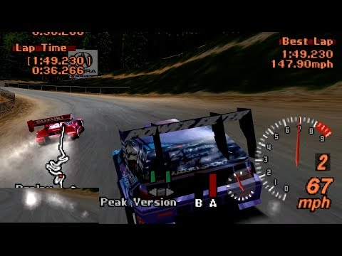 GT2 - Rally - Green Forest Roadway & Pikes Peak