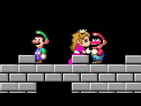 If Super Mario World had Co-op