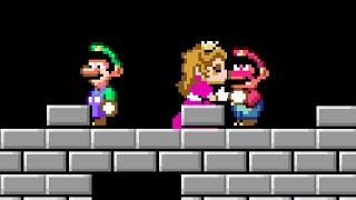 If Super Mario World had Coop