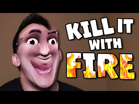 KILL IT WITH FIRE!! | Project Murphy