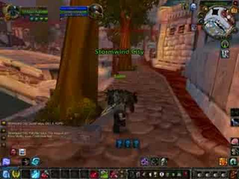 how to get to tanaris from stormwind wotlk