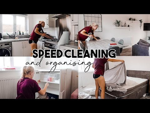 SPEED CLEAN AND ORGANISING | HINCHING MY BATHROOM from YouTube · Duration:  17 minutes 26 seconds