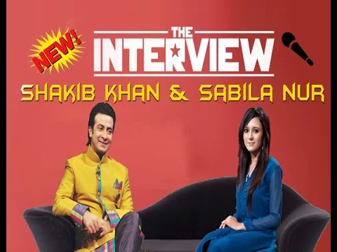 Shakib khan & Sabila Nur Interview  | Bangla Funny Interview | Anti - 42zErO