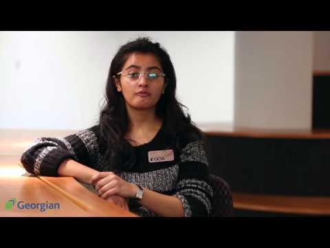 Georgian College - Kavisha's experience