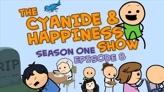 Download The Depressing Episode - S1E8 - Cyanide & Happiness Show - INTERNATIONAL RELEASE Mp3 and Videos