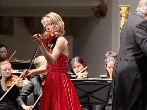 Elizabeth Pitcairn Khachaturian Concerto Mvt. II