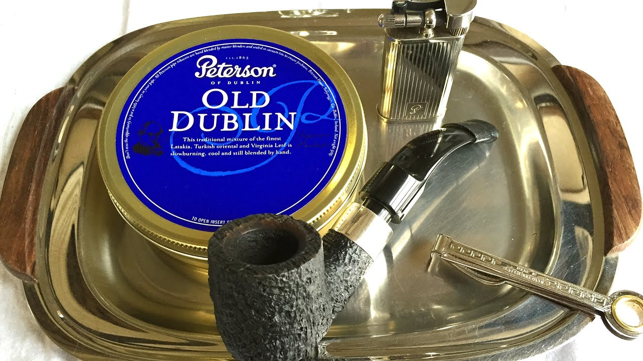 & Pipe Tobacco Review: Peterson