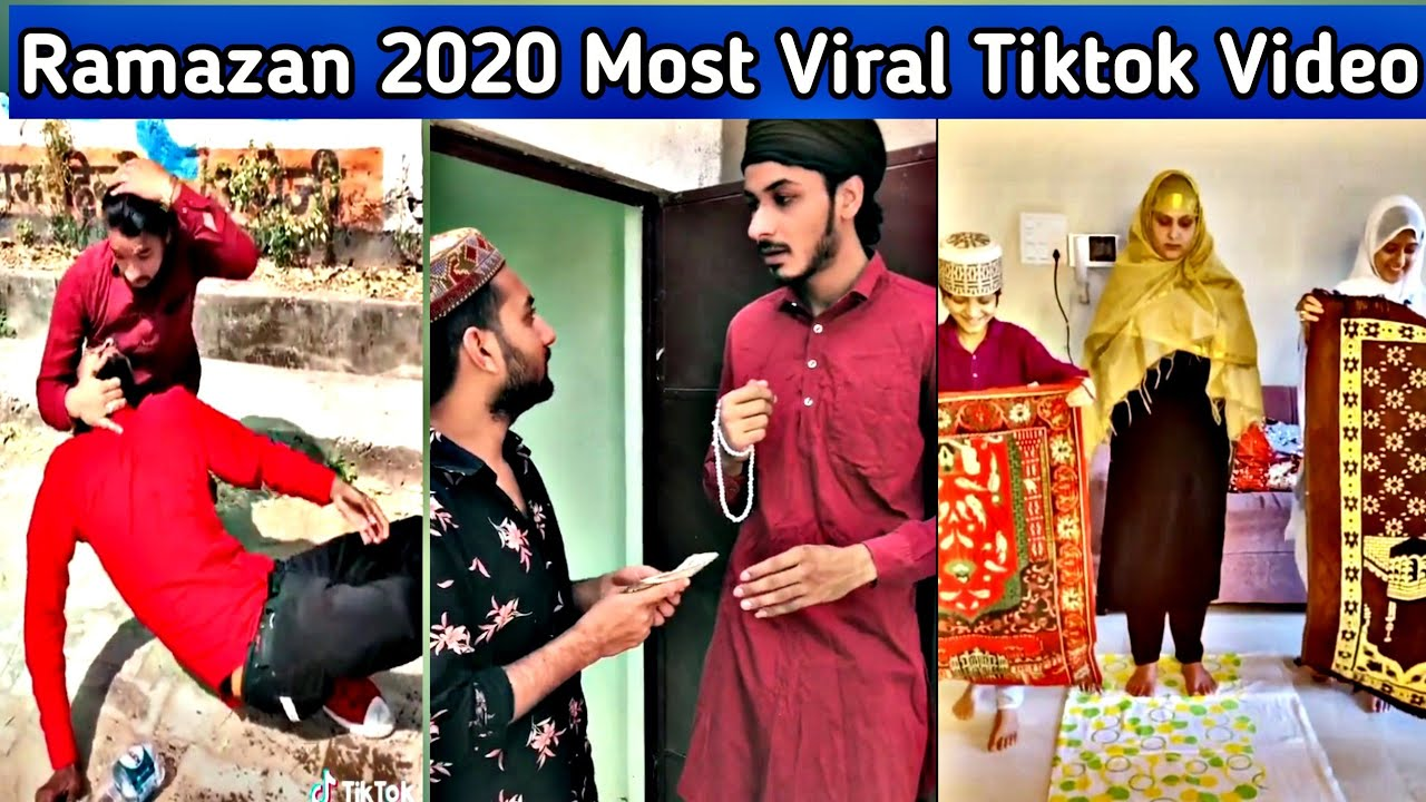 Ramazan 2020 Tiktok video | Ramadan Tiktok Video