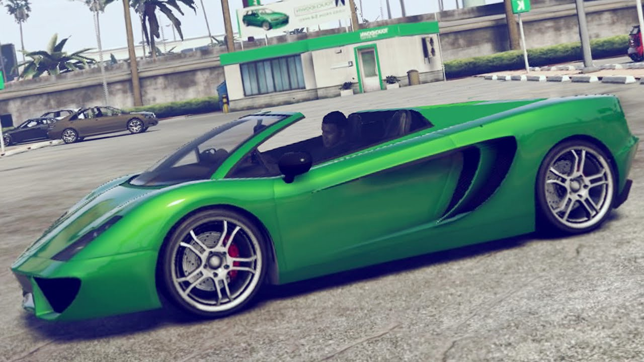 Gta Online Convertible Super Cars Entity Xf Vacca Zentorno