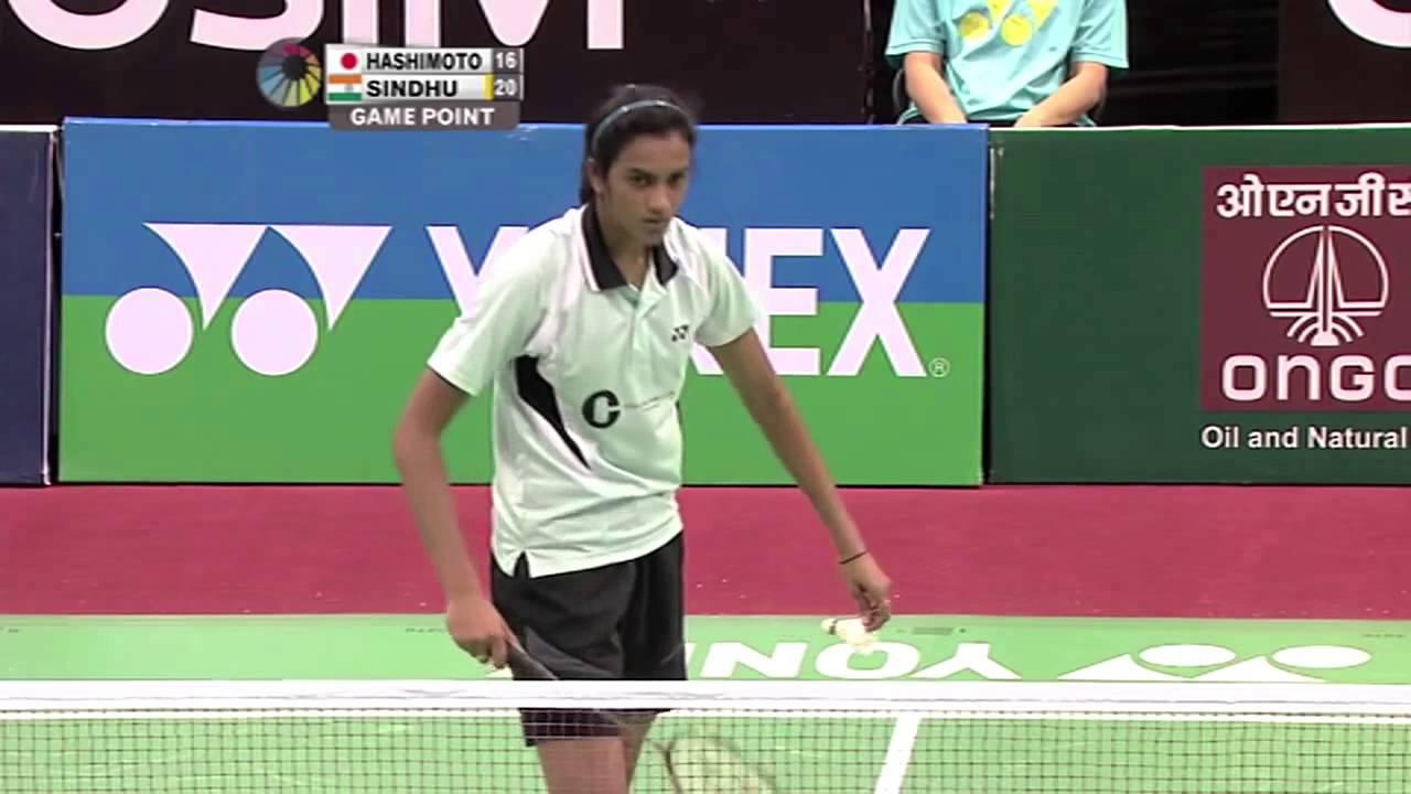QF WS Highlight Yui Hashimoto vs Pusarla Venkata Sindhu