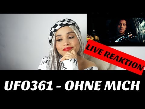 """Ufo361 - """"OHNE MICH"""" [Official HD Video] live reaktion 