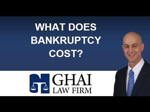 Bankruptcy Cost in Kennesaw and Acworth | Law Offices of Roger Ghai