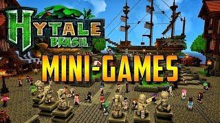 Os Mini-games de Hytale - Hytale Brasil