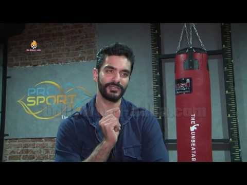 Pink Movie (2016) - Interview With Angad Bedi Special Moments Share