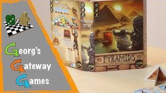 #GeorgsGatewayGames - Pyramids