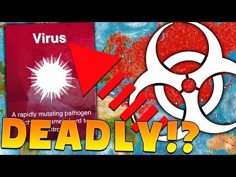 MAKING THE WORLD'S DEADLIEST DISEASE - PLAGUE INC
