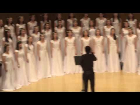 Chongqing Yucai Middle School Women's Choir ADIEMUS
